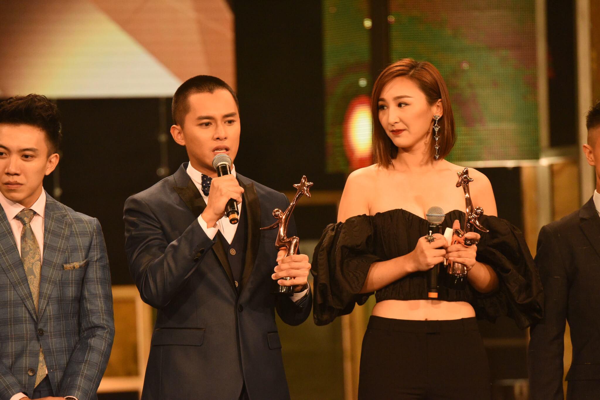 2017年,《星和無綫電視大獎2017》頒獎典禮於新加坡舉行,高海寧與何廣沛均獲頒「TVB飛躍進步藝人」獎。