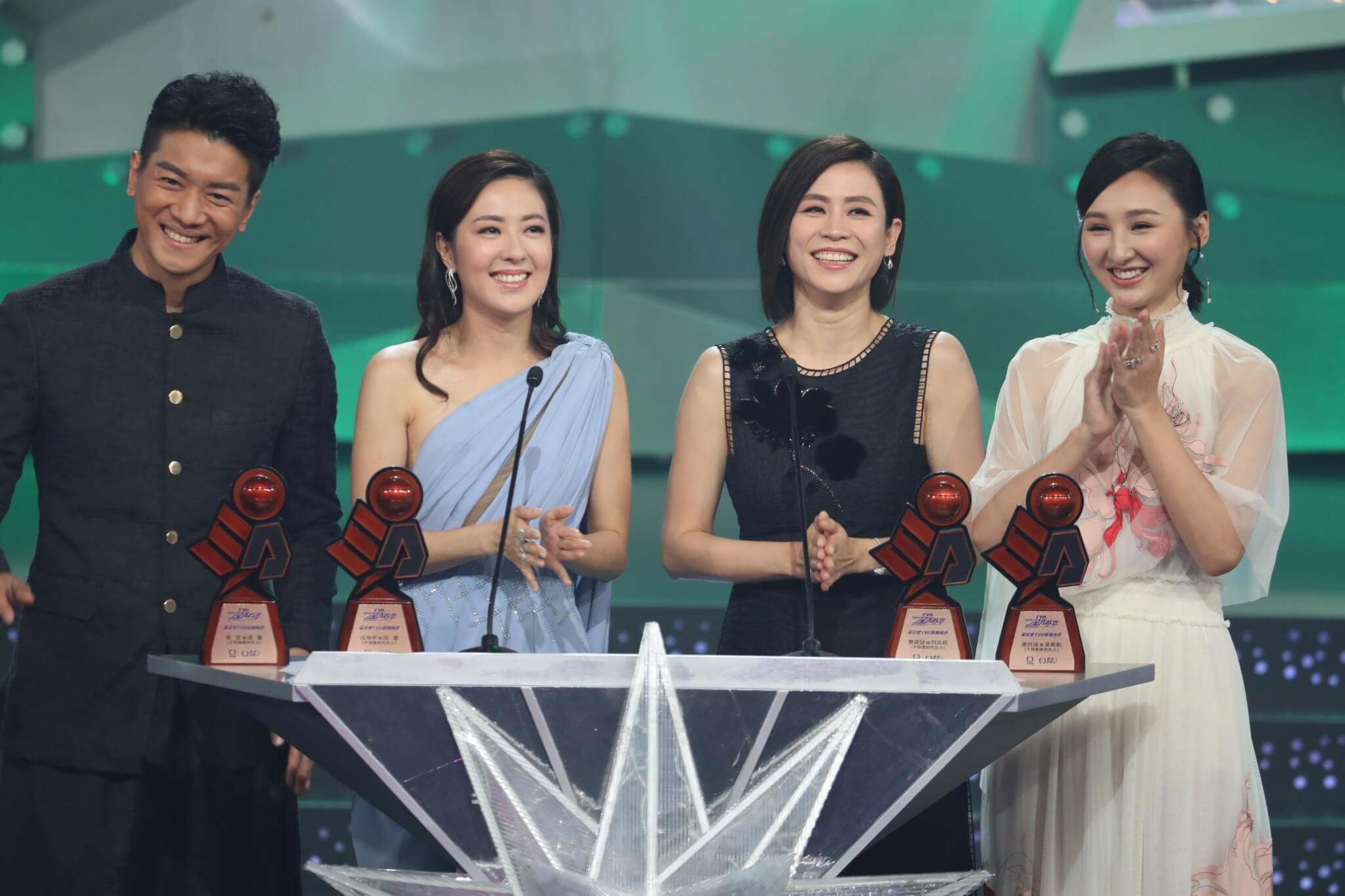 2017年於《TVB馬來西亞星光薈萃頒獎典禮2017》憑《不懂撒嬌的女人》田蜜一角獲得「最喜愛TVB電視角色」獎。
