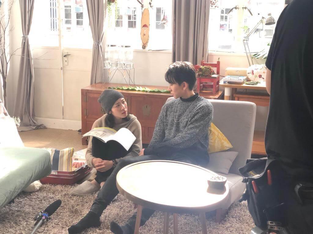 岑寧童曾參演ViuTV《理想國》單元《春日裡的溫妮莎》。