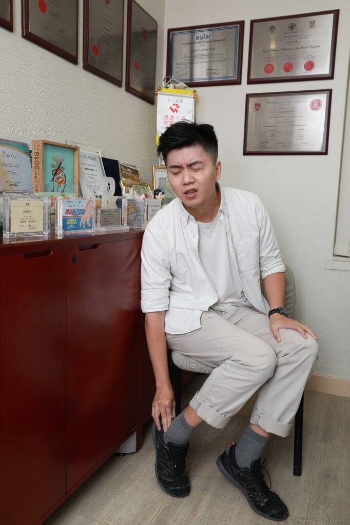 痛風發作時往往令患者痛不欲生