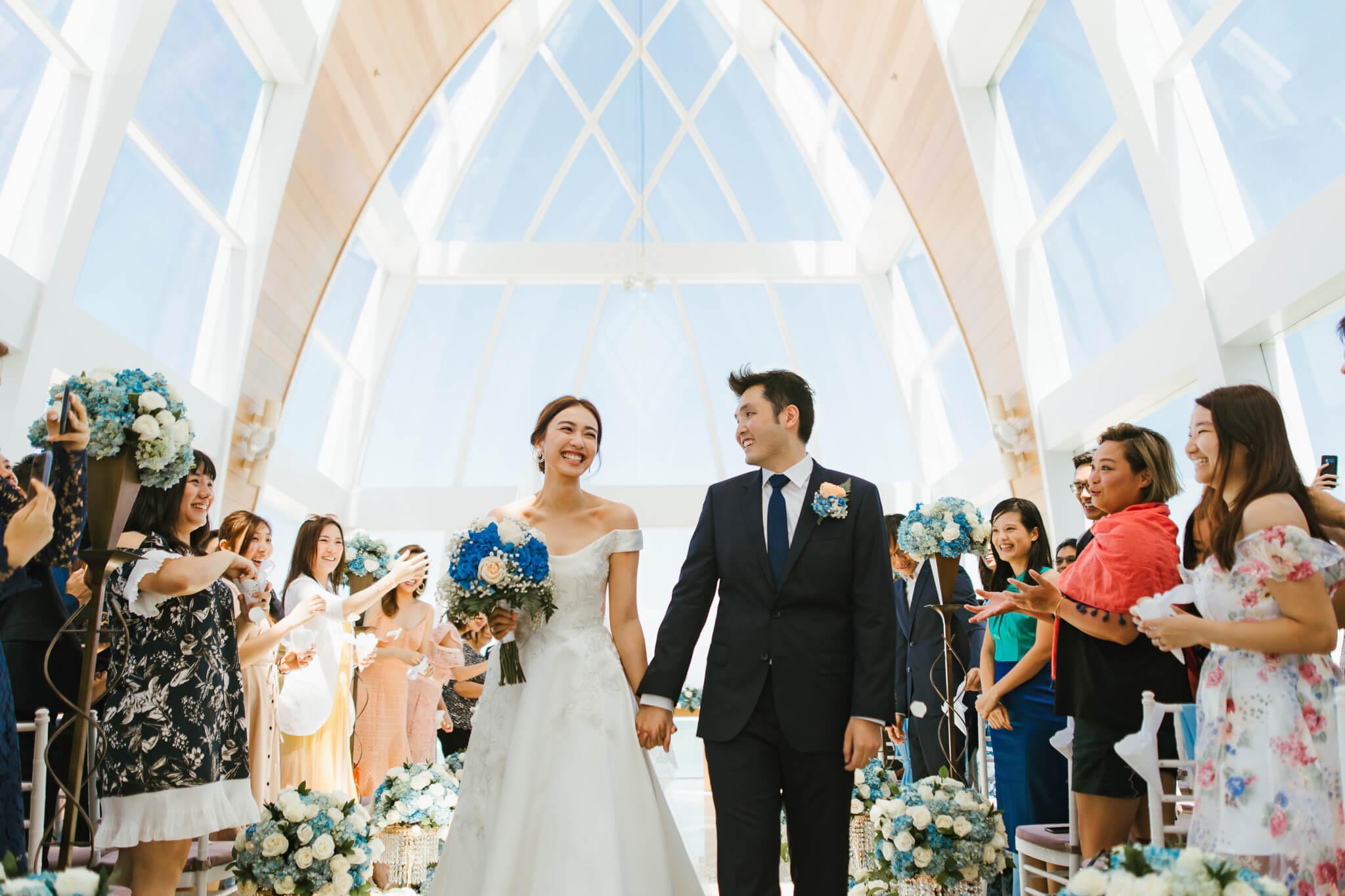 朱千雪於2014年開始跟青梅竹馬的醫生朋友吳昆倫拍拖,2019年6月28日透過面書宣佈註冊結婚,8月初則在峇里瑪傑斯蒂教堂舉行婚禮。