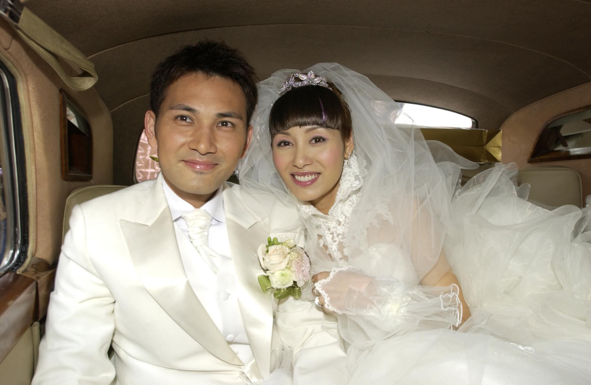 2004年3月10日,郭可盈與林文龍結婚。