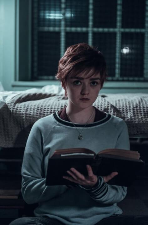 美絲威廉斯揚言角色狠毒,又比較文靜,擅長聆聽。