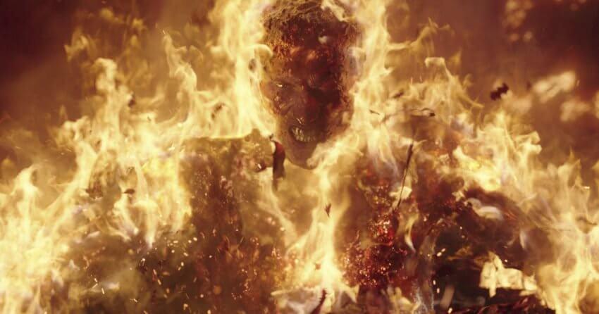 不同人士服用神秘丸後產生不同超能力的特效場面,猶如《變種特攻》加《神奇4俠》。