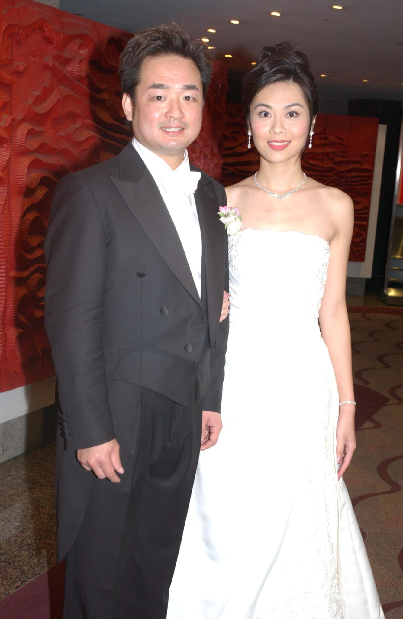 她於2001年五月公開與富二代林孝基拍拖,2004年拉埋天窗。