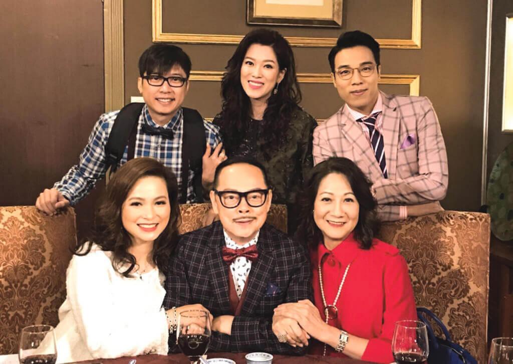 樊亦敏在《愛‧回家之開心速遞》的角色三太深入民心