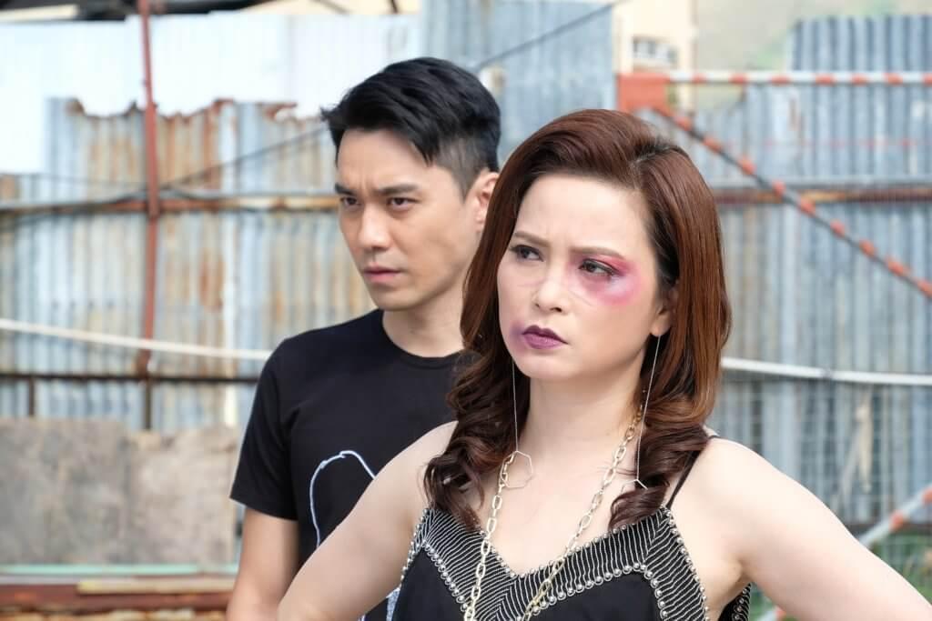 問樊亦敏有否希望憑《殺手》中的紅姐得獎,她笑說要靠大家拉票。
