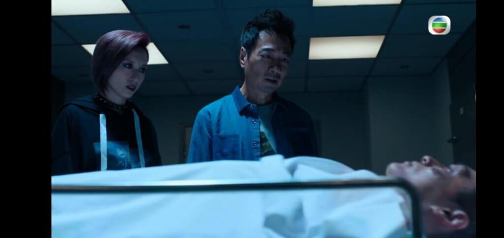 被謝東閔虐打致死後,黎耀祥非常內疚,誓要為他報仇。