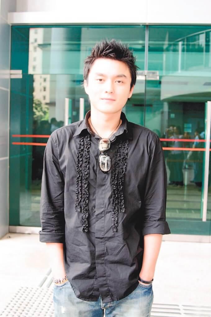 楊明當年上庭時的照片