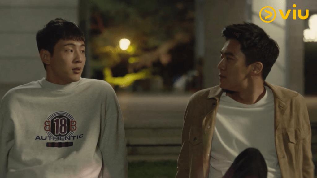 河錫辰在劇中是一名賽車手,本跟弟弟金志洙感情深厚,可惜因為女人而生恨。