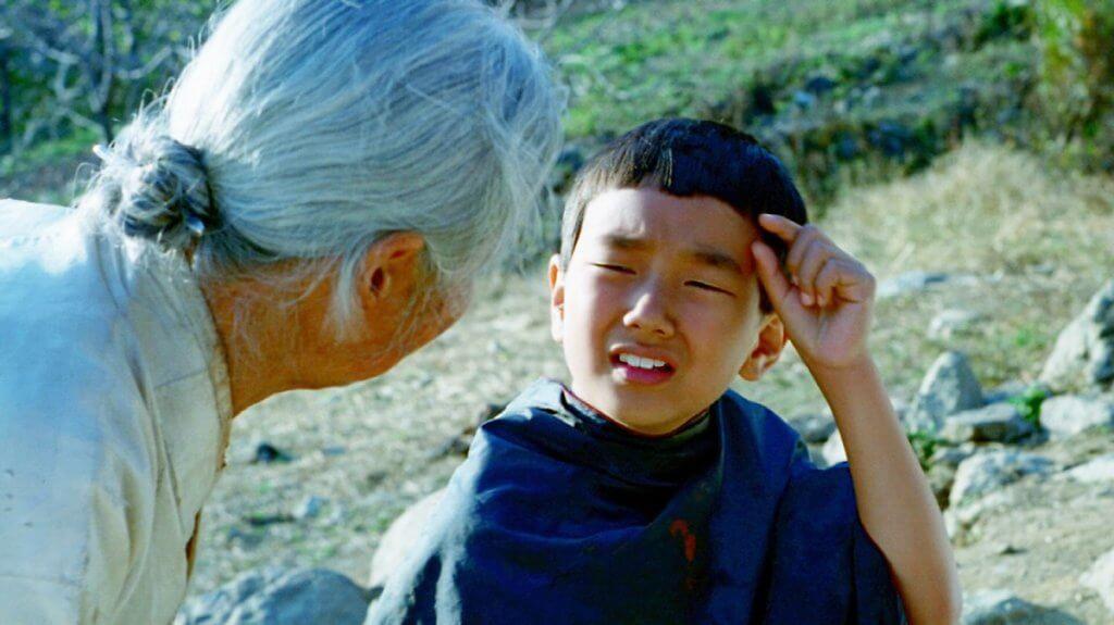 俞承豪小時候演過不少劇集和電影,其中更是《愛。回家》主角。