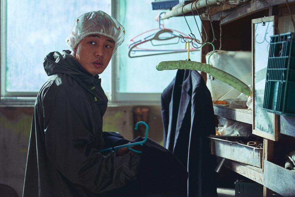 劉亞仁在片中沒有對白,挑戰演技。