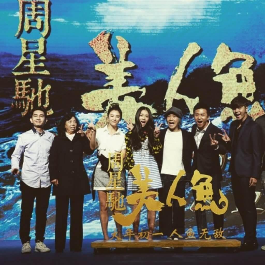 李尚正曾拍過周星馳電影《西遊‧降魔篇》、《長江7號》及《美人魚》,因此在國內頗有知名度,不過疫情令他的國內工作全部暫停。