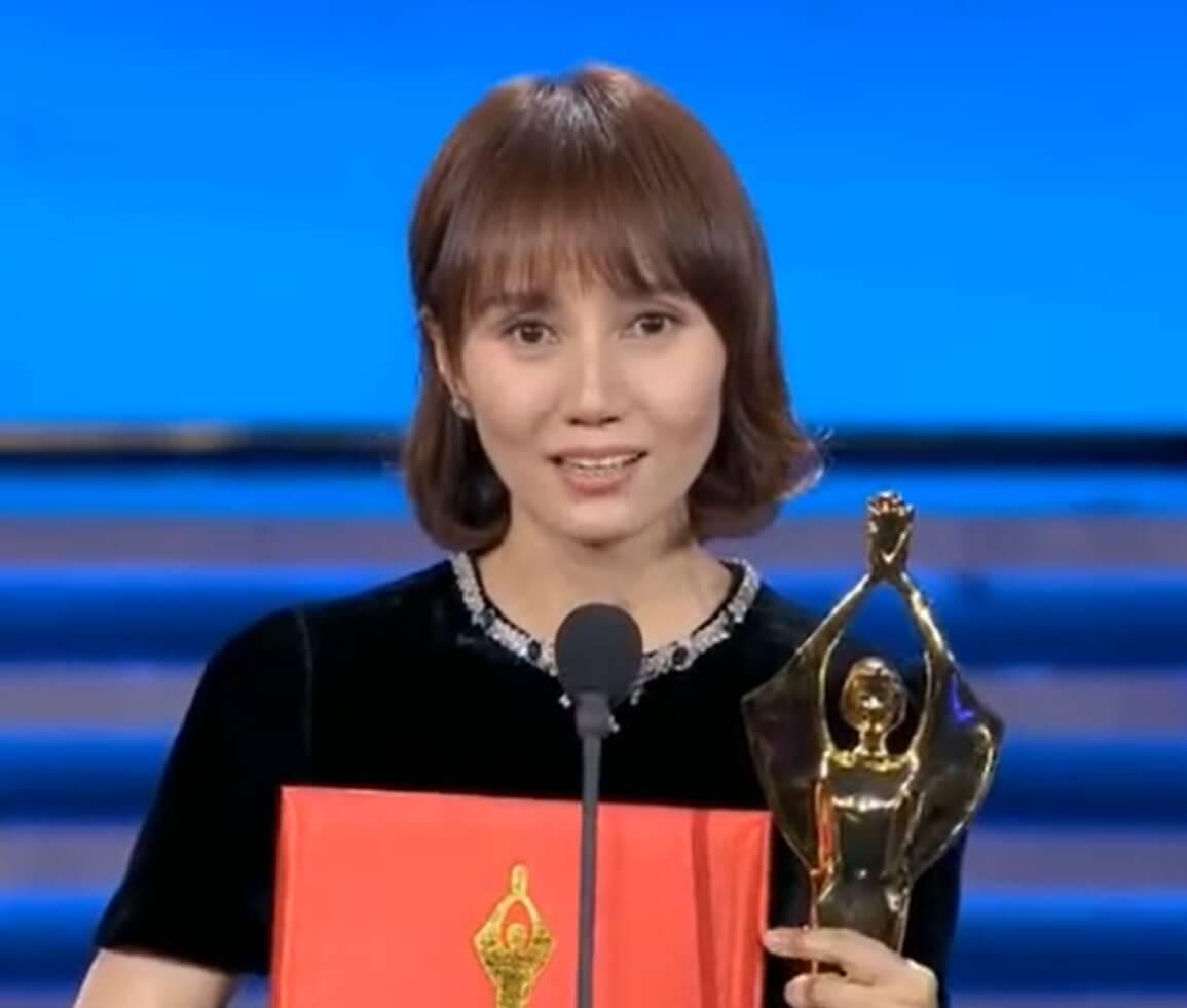 「最佳女配角」由《中國機長》的袁泉奪得