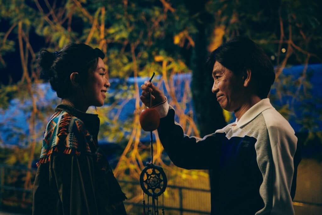 蘇麗珊在新戲《翻生爭霸戰》中,與袁富華飾演父女,有場激動痛哭戲分。