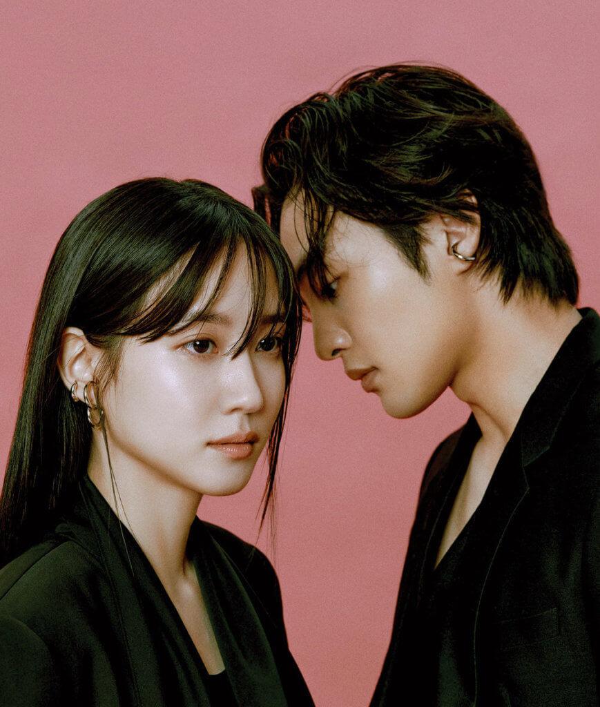 劇中他飾演性格內斂的天才鋼琴家,邂逅朴恩斌飾演的音樂系學生。