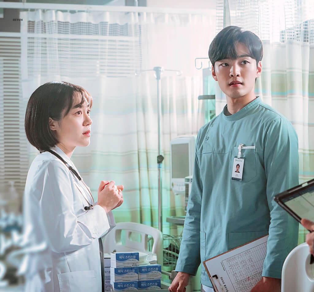 金旻載憑《浪漫醫生金師傅》系列廣受觀眾認識,劇中與蘇珠妍的戀情也令觀眾受落。