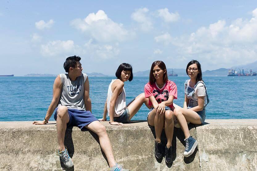首次在電影《同班同學》擔任男主角,與廖子妤、郭奕芯和麥芷誼有感情線。