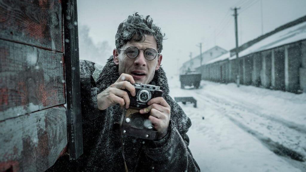 由占士諾頓主演的《新聞守護者》,重現傳奇記者加雷士鍾斯三十年代隻身深入烏克蘭的所見所聞。