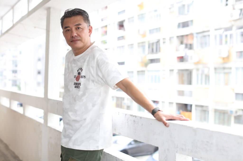 九十年代離開無綫後,他曾往馬來西亞發展,一去便七年。