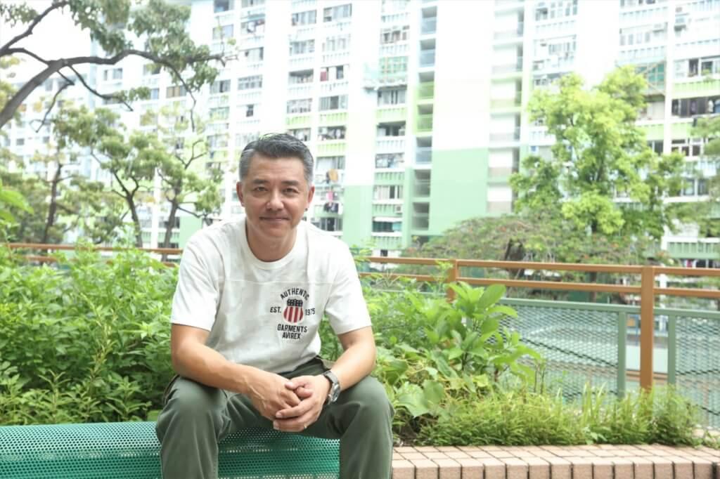 吳瑞庭離巢無綫二十七年,一七年回歸拍劇,每年皆有不少作品。