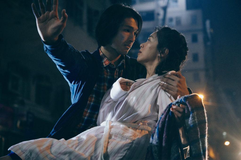 黃又南是她兒時偶像,這次在電影中合作,十分興奮。