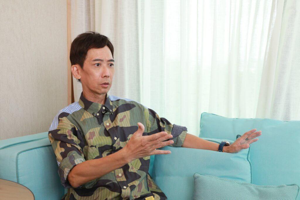 憑電影《麥路人》飾演的口水祥,張達明首奪金像獎最佳男配角。