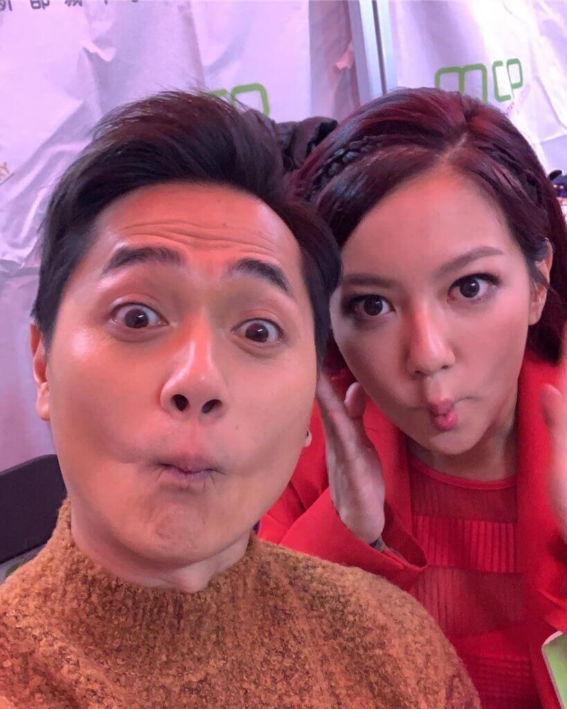鄭俊弘和何雁詩年初宣布今年結婚,因疫情改變過婚禮計劃,但無論如何十一月會簽字。
