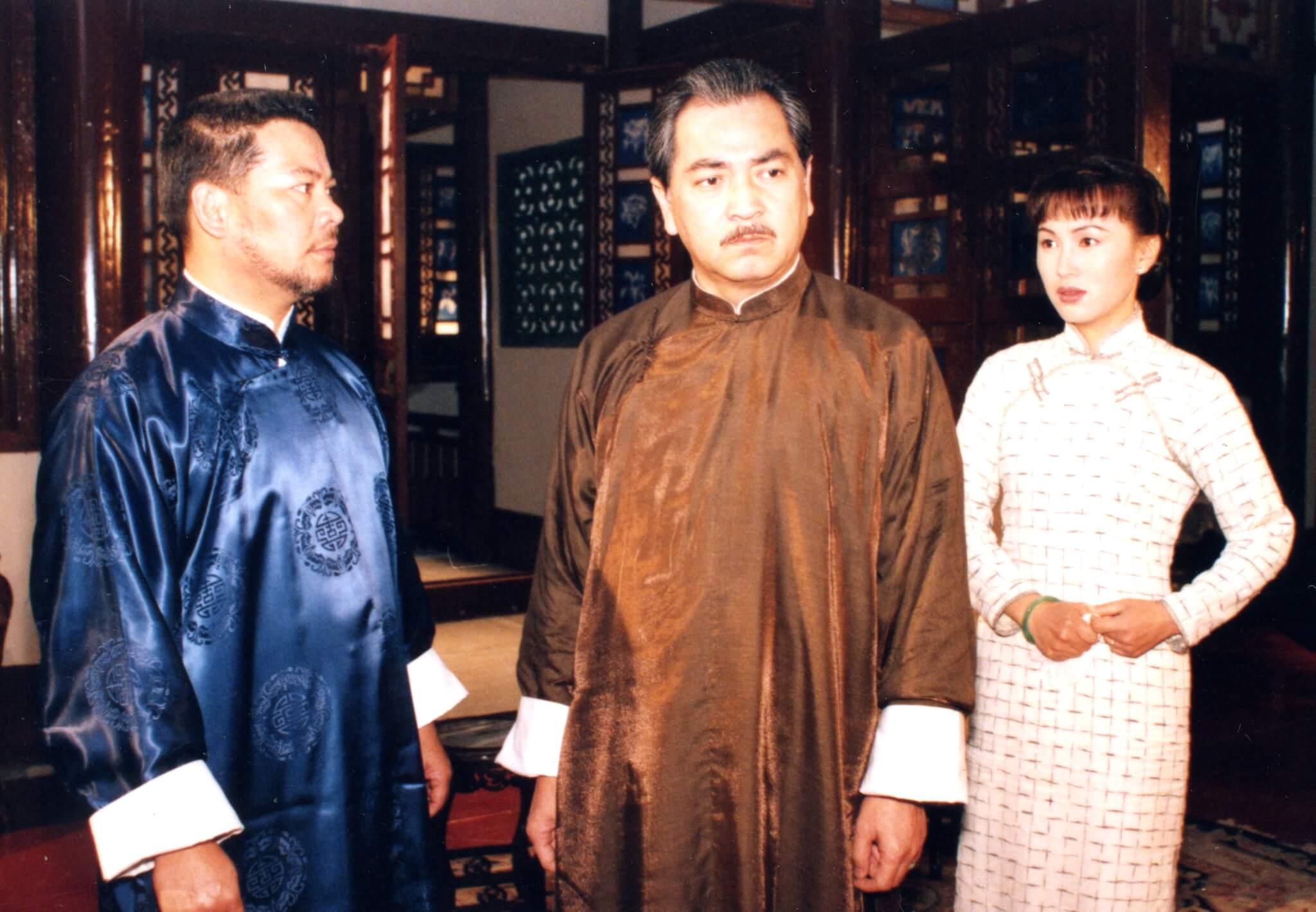 曾偉明曾於亞視劇集《再見艷陽天》,與秦沛、陳秀雯合作。
