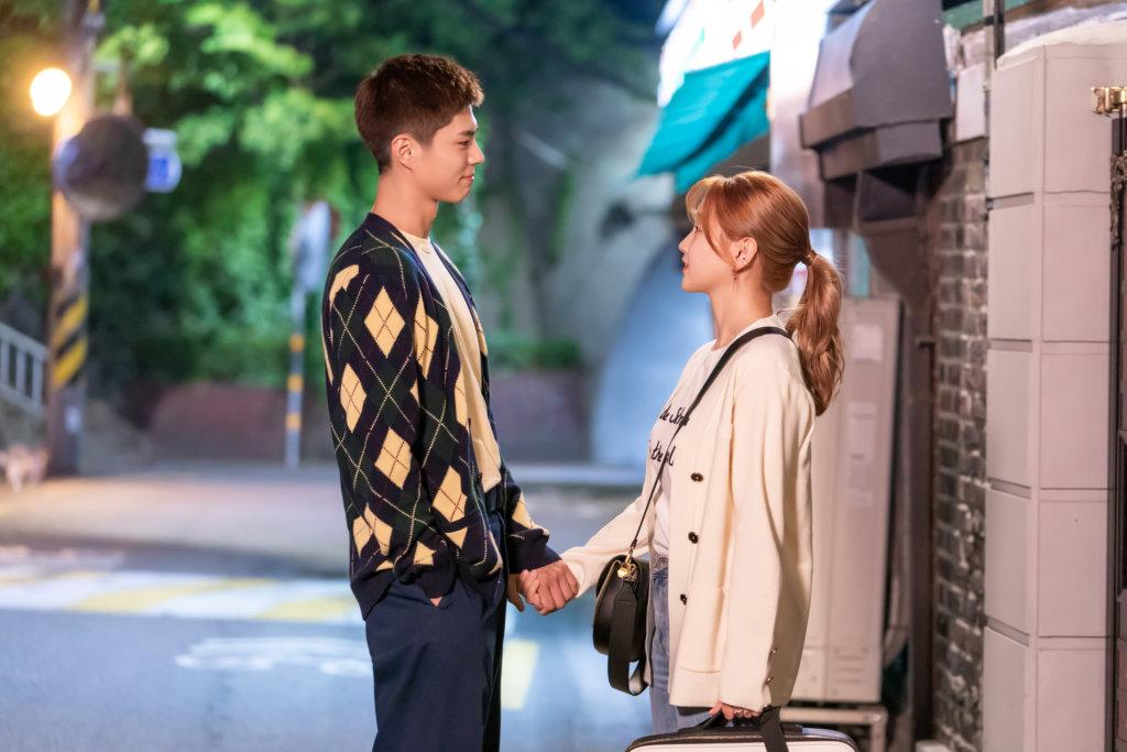 劇中朴寶劍與朴素丹的戀情充滿起伏,將成往後劇情的重點。