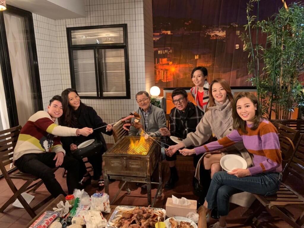 甄詠珊在處境劇《愛‧回家之開心速遞》飾演熊家的鄰居高小姐,與根叔經常鬧出笑話。