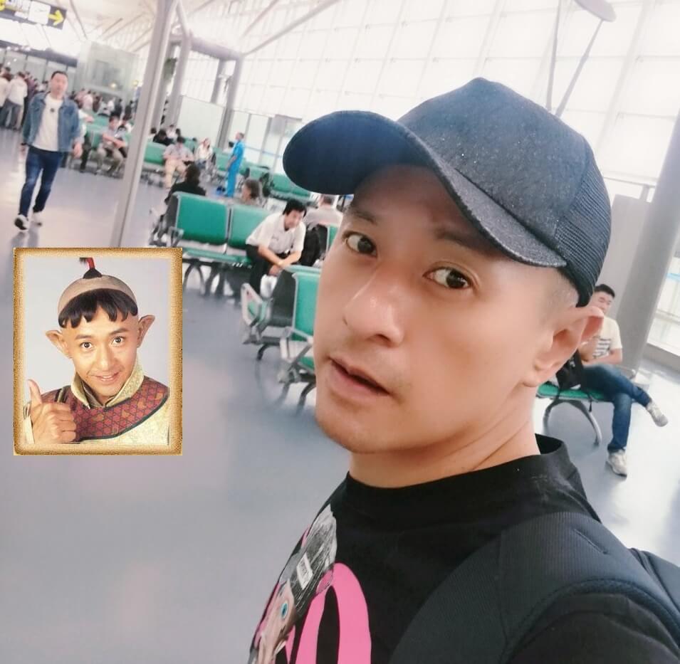 蓋世寶舊男友林遠迎現改名林景弘和到內地發展,他曾在《十兄弟》中演順風耳。