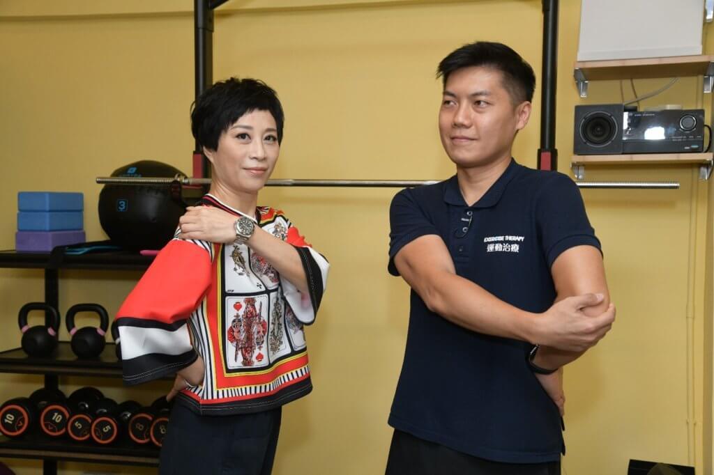 增強肩袖肌群的保健運動有助預防肩周炎