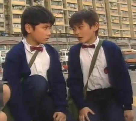 李泳豪與哥哥泳漢感情要好,小時候二人也是童星。