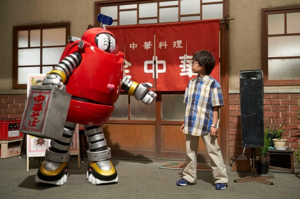 全新電影《加油令和!!小露寶:中華料理鬥一番》中的小露寶,外形有些微改變。