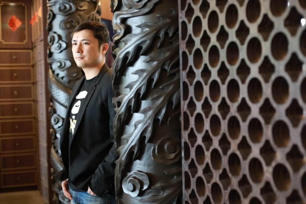 李泳豪曾經歷了四年低潮期,幸得一班前輩鼓勵他向前走下去。