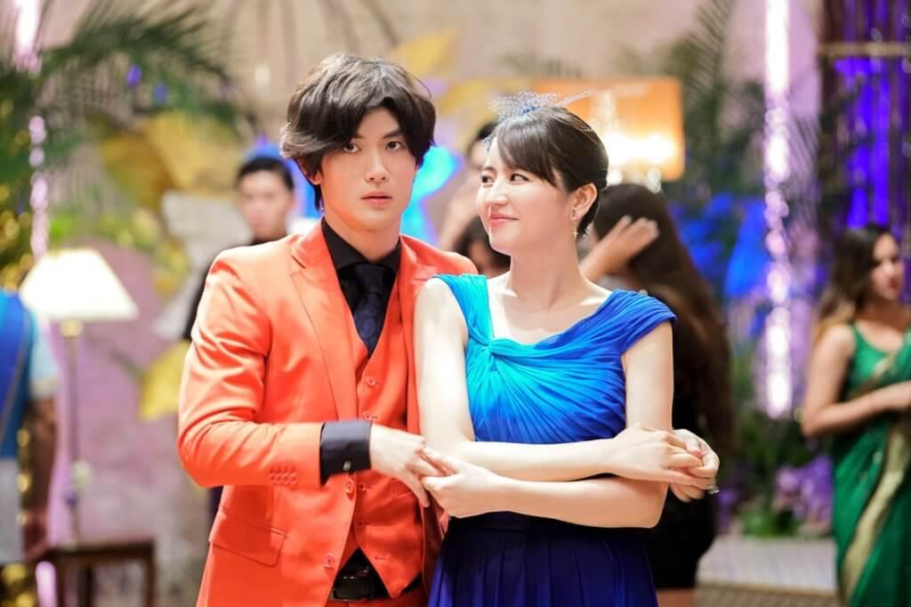 《信用欺詐師JP:公主篇》中,扮演愛情騙子傑西的已故男星三浦春馬,跟女主角長澤正美的跳舞戲十分搶鏡。