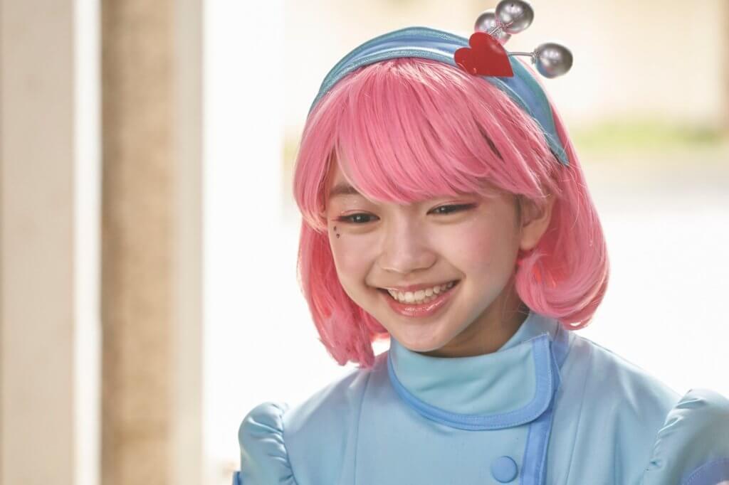 令和版小賓女,由現年十一歲的童星土屋希乃飾演。