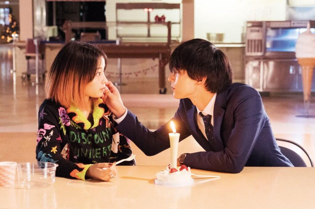 靚仔演員吉澤亮飾演一個「超無存在感」的角色