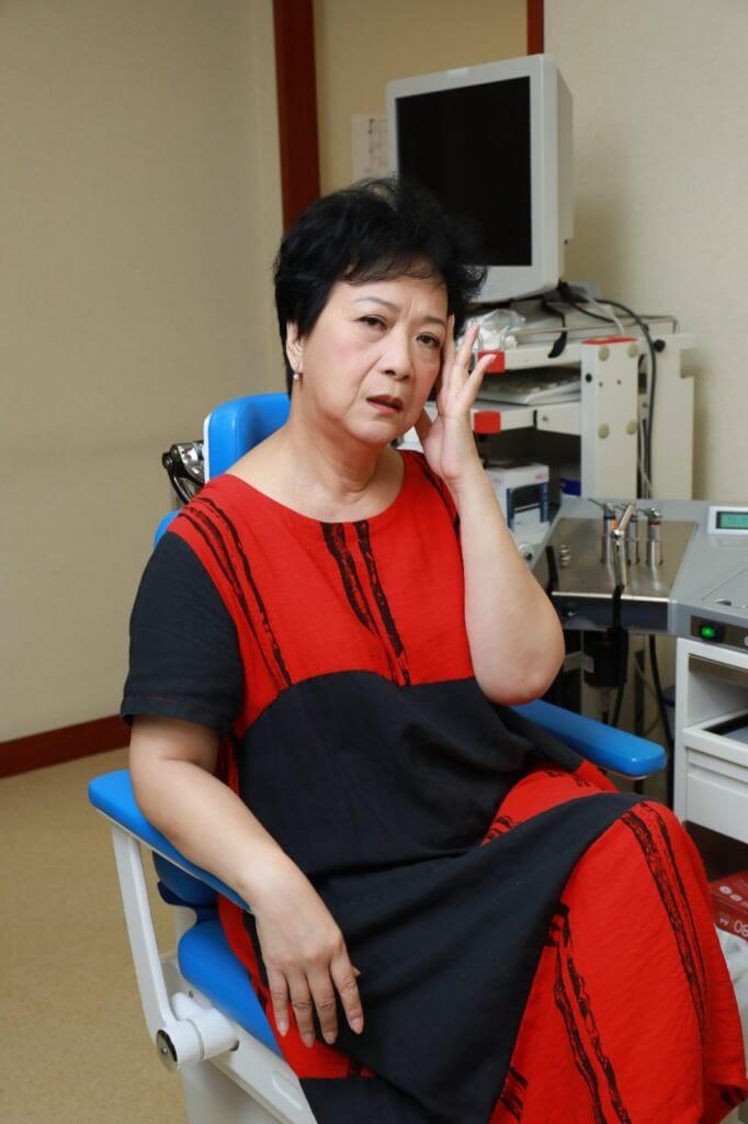 耳石症是退化引起,患者多數是五十歲以上人士。