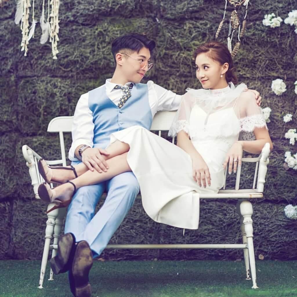 林師傑與歐陽巧瑩一起在負面新聞中走過來,現在一起離開TVB自力更生。