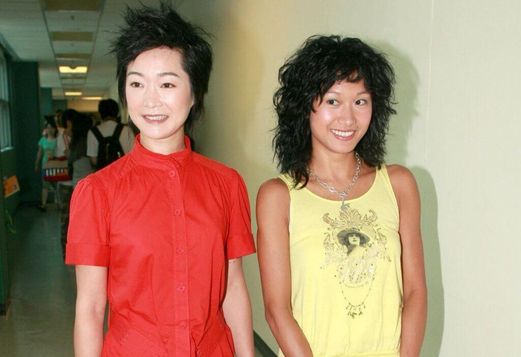 Lulu姐姐蓋世寶與另一兒童節目icon譚玉瑛姐姐