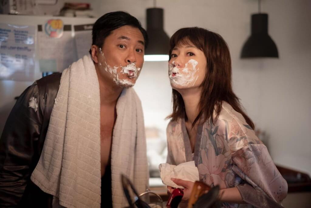 邵仲衡與張可頤在ViuTV新劇《暖男爸爸》,飾演一對離婚又復合的夫妻。
