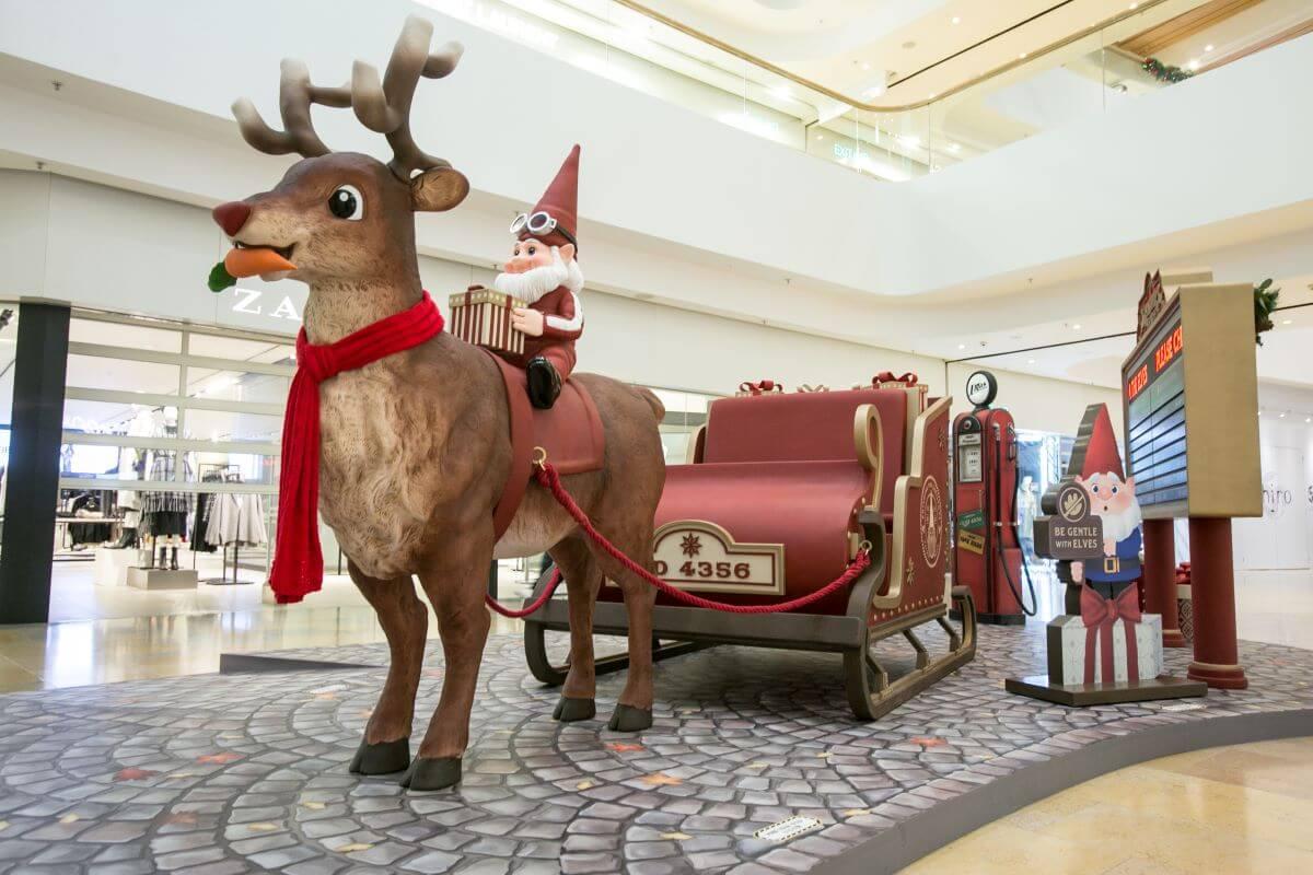 Reindeer Express 馴鹿車站