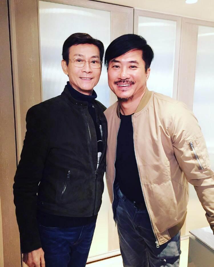 無綫在五年前重播《大時代》,勾起不少觀眾回憶,邵仲衡在劇中與鄭少秋飾演父子。
