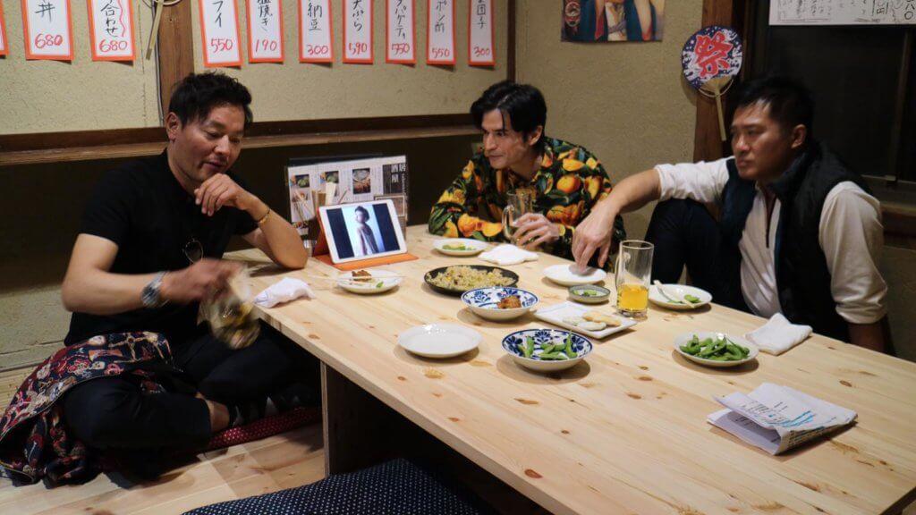 邵仲衡去年接拍日本片《大阪故事2020》(Come and Go),入圍今年第33屆東京國際電影節。