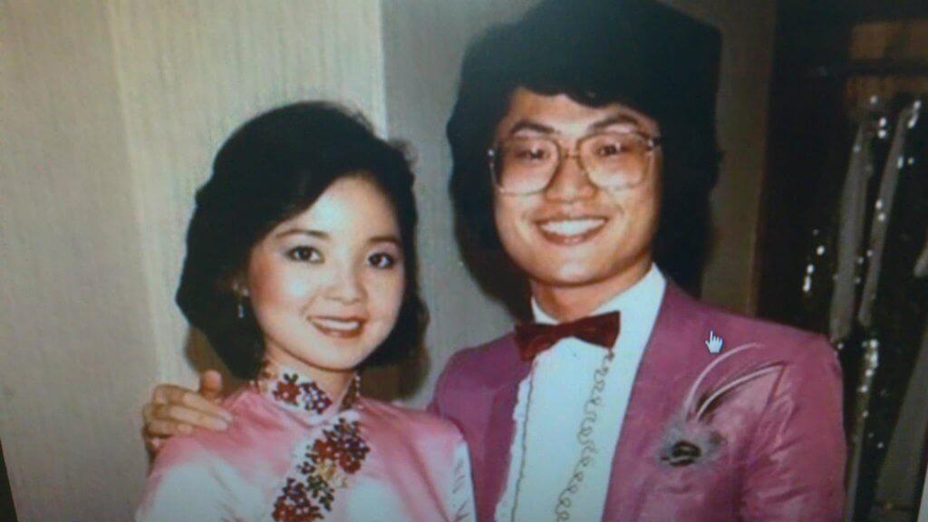 鄧英敏曾在鄧麗君的利舞台演唱會擔任司儀