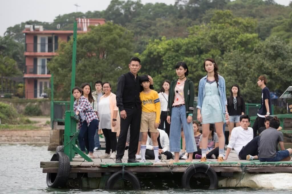 電影講述一班年輕人共同面對挫折與挑戰,在音樂中找回自我。
