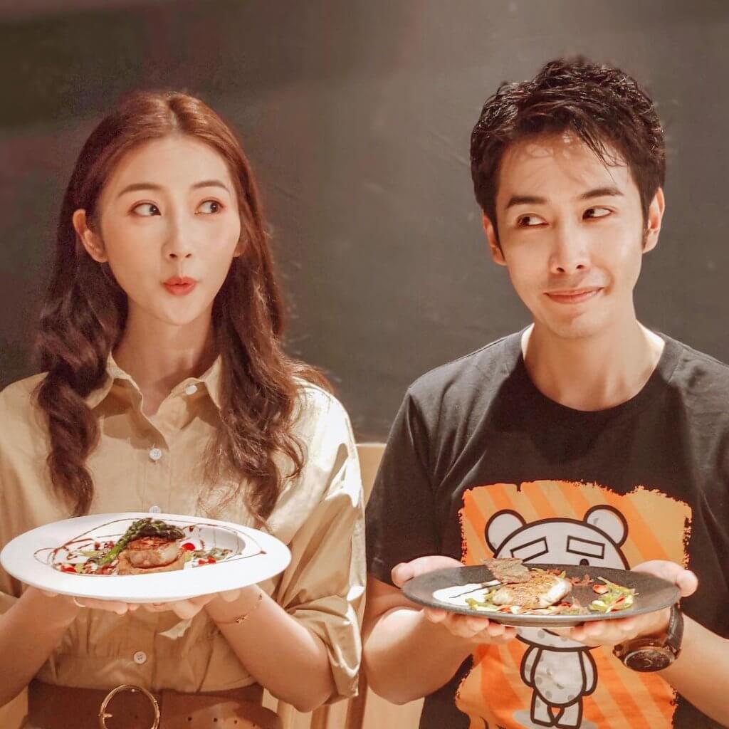李日朗形容自己愈來愈少笑,活潑的女友為他帶來笑聲。