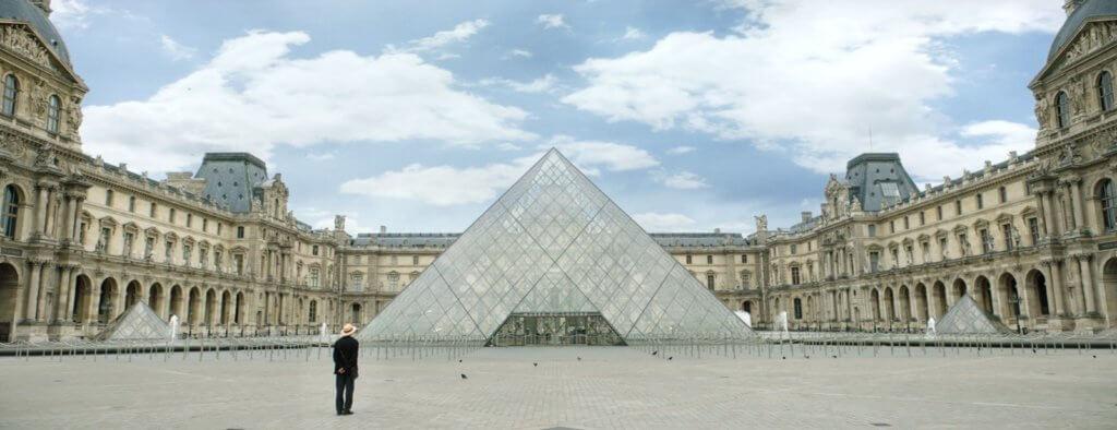 巴勒斯坦導演伊利亞蘇里曼在自編自導自演的《那裡是天堂》,拍下巴黎超現實變成空城的奇景。